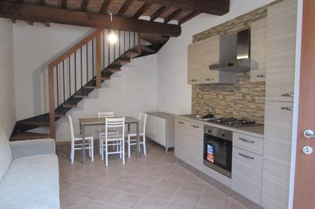 Terratetto in affitto a maggiano - lucca 40 mq rif: 851794