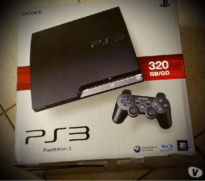 Video playstation 3 slim 320gb