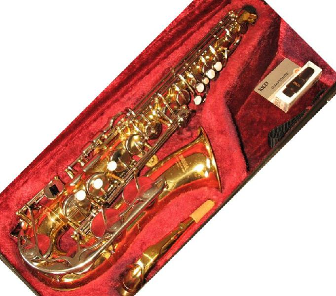 Yamaha yas 25 sax alto vintage revisionato (garanzia)