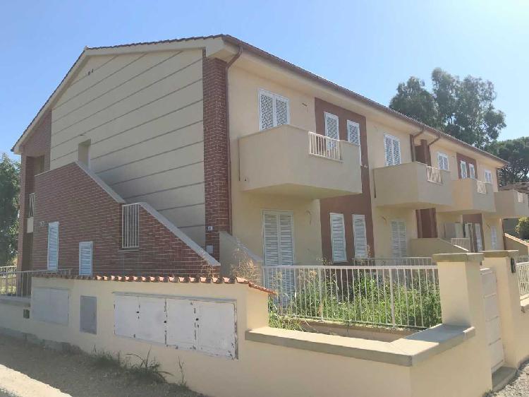 Appartamento - Bilocale a Castagneto Carducci