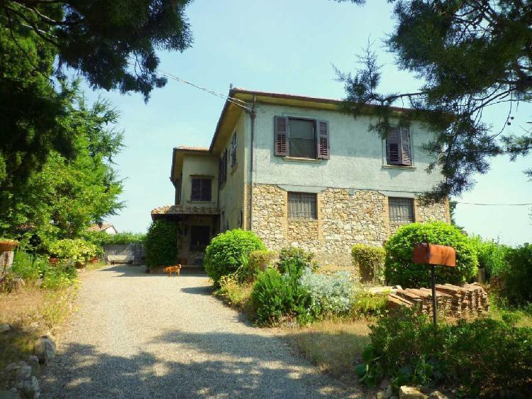 Appartamento - Indipendente a Montaione