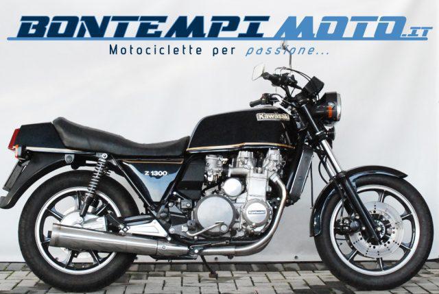 Kawasaki z 1300 1980 -prima serie- fmi- 6 cilindri