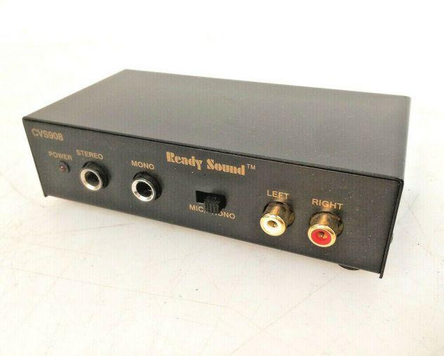 Ready sound cvs 908 convertitore segnale audio