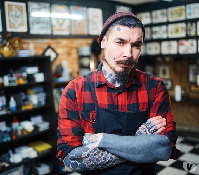 Tatuaggio piercing e trucco permanente 94 ore