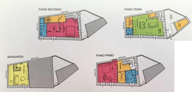 trtc ccomp 130a - Porzione di Casa a Capannori - Colle di