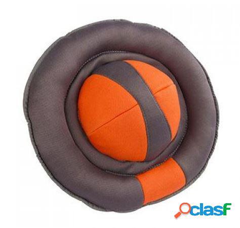 Leopet gioco per cani gallleggiante neotoy fastic frisbee 22 cm