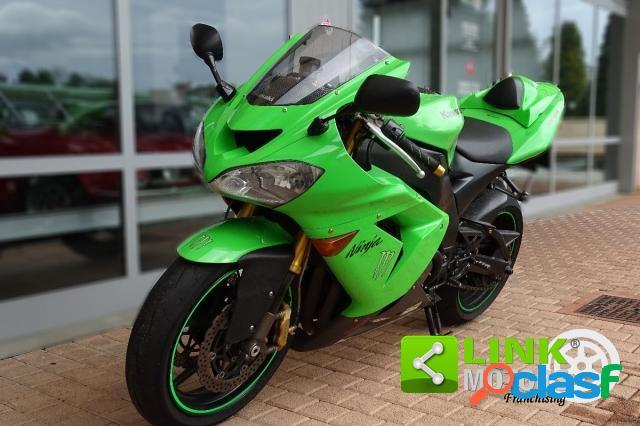 Kawasaki ninja 1000 zx-10r benzina in vendita a pieve a nievole (pistoia)