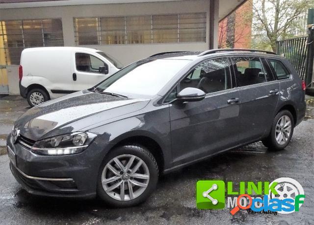 Volkswagen golf variant diesel in vendita a como (como)