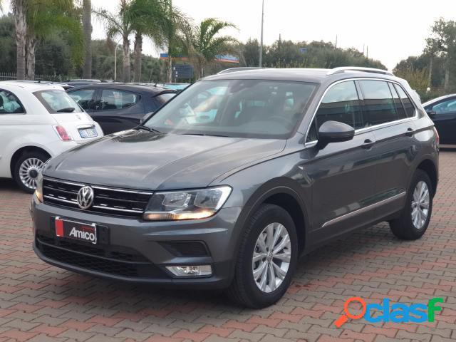 Volkswagen tiguan diesel in vendita a san michele salentino (brindisi)