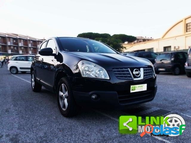 Nissan qashqai diesel in vendita a guidonia montecelio (roma)