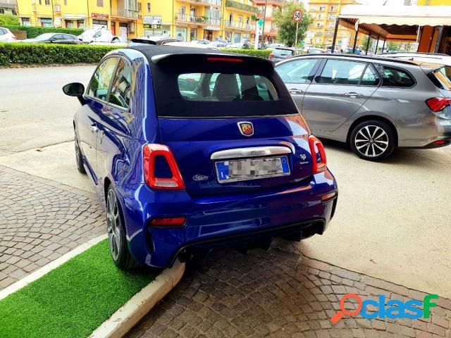 Abarth 595 cabrio benzina in vendita a chioggia (venezia)