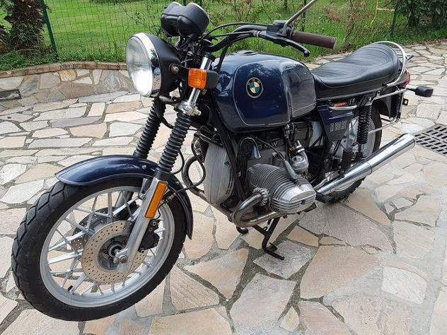 Bmw - r 80 rt - 800 cc - 1983