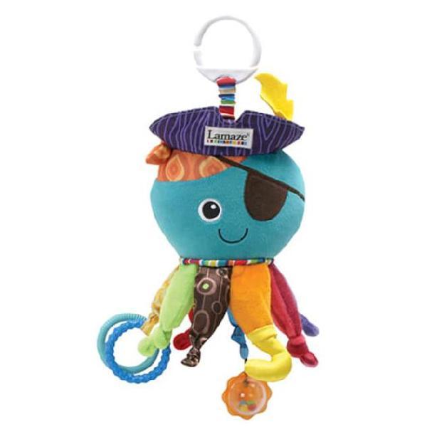 Lamaze giocattolo per bambini captain calamari