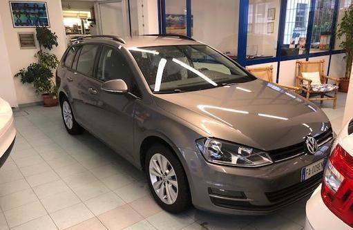 Volkswagen golf variant 1.6 tdi 110 cv dsg business