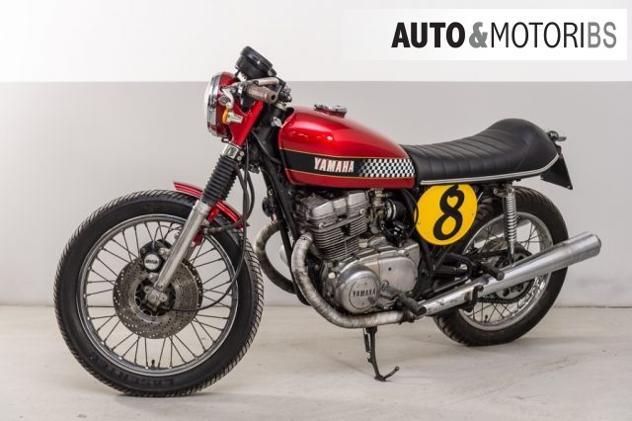 Yamaha xs 500 tx 1971 *cafe racer* rif. 12437578