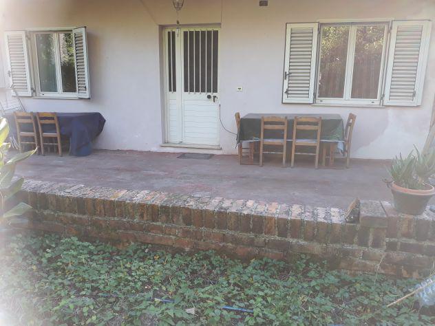 Appartamento in casa storica con giardino