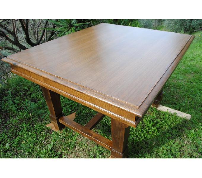 Tavolo da pranzo sala o soggiorno in legno massiccio