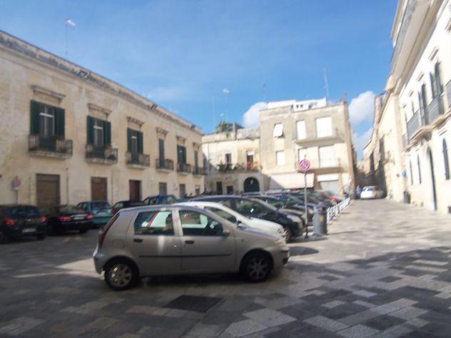 Lecce trilocale arredato centro storico