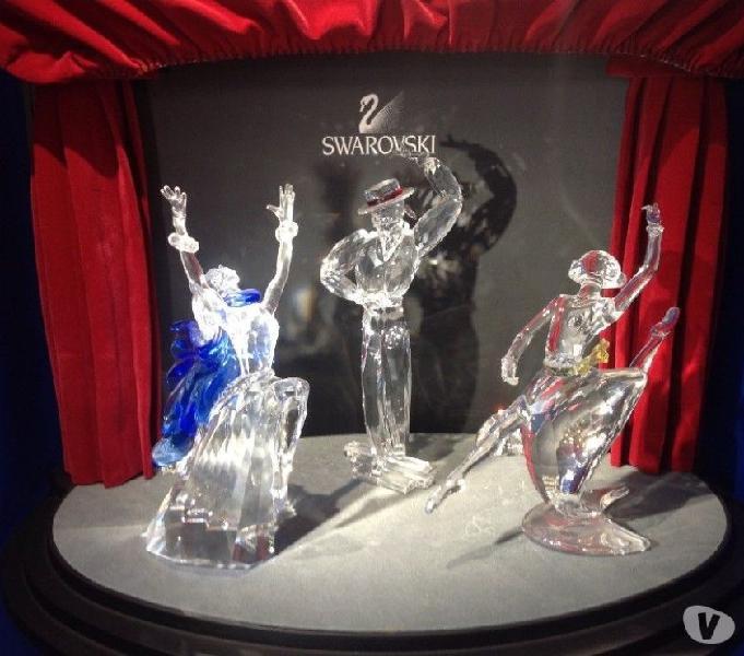 """Swarovski collezione """"magic of dance"""" scs trittico"""