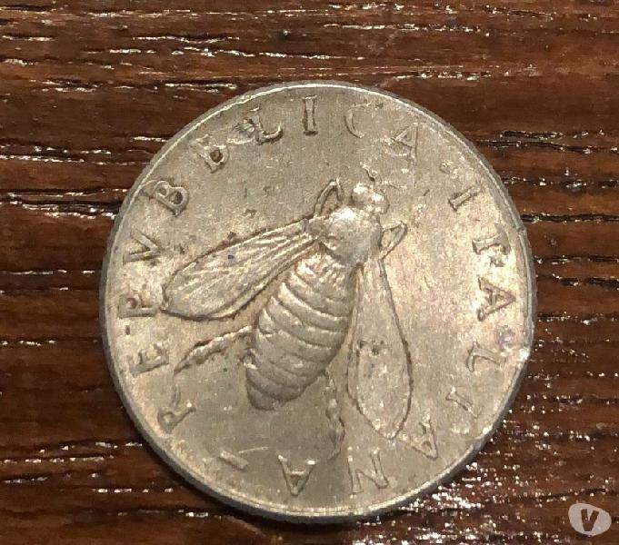 Monete da 2 lire e 5 lire