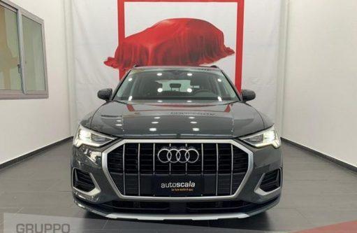 Audi q3 35 tdi 150cv s tronic business pozzuoli