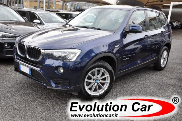 Bmw XDRIVE 20D 190 CV PELLE TOTALE NAVI 2 PDC BUSINESS
