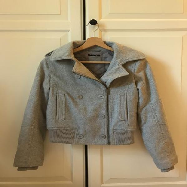 Sisley giacca jeans 11 anni