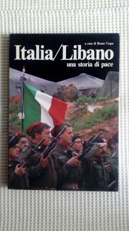 Italia libano una storia di pace