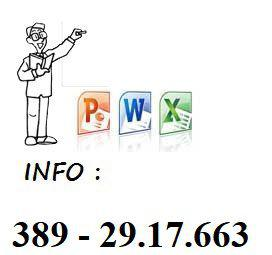 Office lezioni di excel - word - powerpoint - access