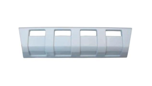 7ae016 spoiler diffusore paraurti anteriore aixam crossline