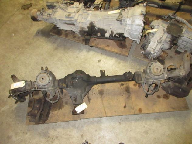 Differenziale anteriore jeep grand cherokee 2.7