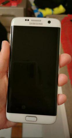 Samsung s7 edge bianco