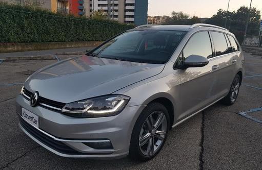 Volkswagen golf variant 1.6 tdi 115 cv dsg highline
