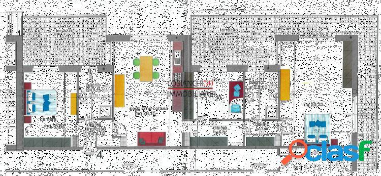 Intra, quadrilocale di nuova costruzione