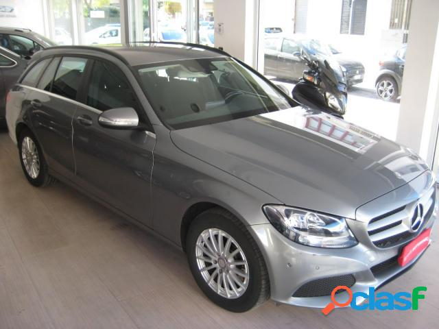Mercedes classe c station wagon diesel in vendita a bari (bari)