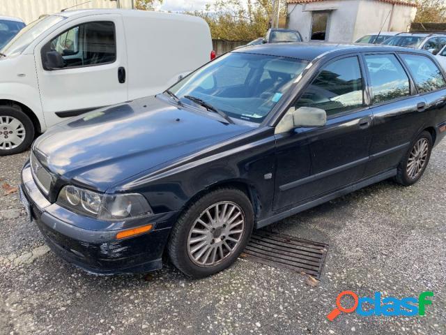 Volvo v40 diesel in vendita a san giuseppe vesuviano (napoli)