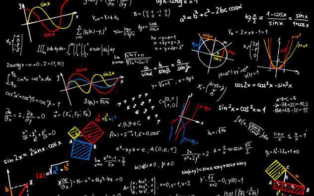 Matematica, fisica, topografia, scienza/tecnica delle