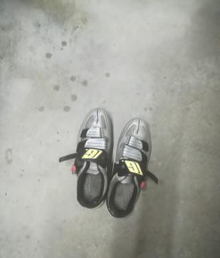 Scarpe ciclismo gaerne nr. 44