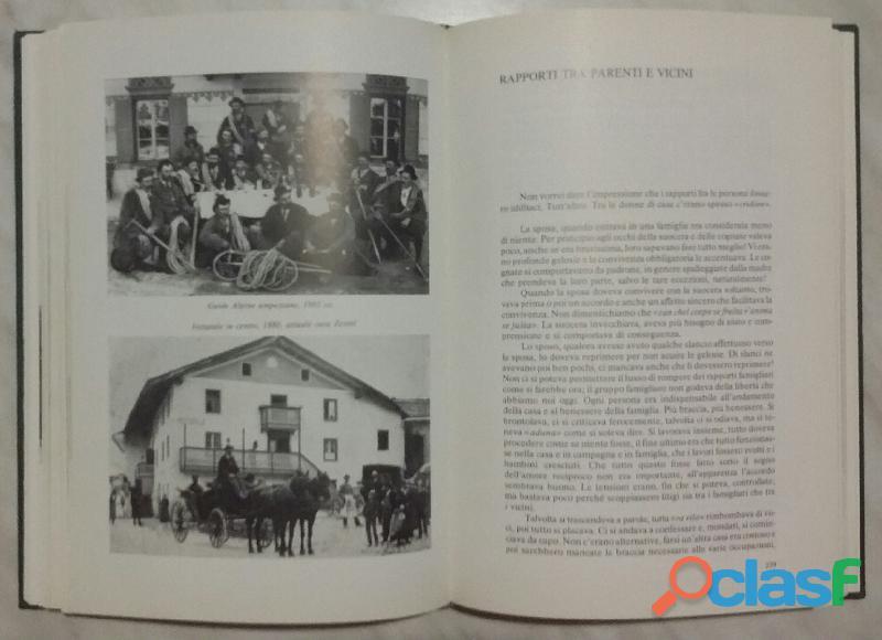 I giorni, la vita in Ampezzo nei tempi andati Amelia Menardi Illing Ed:Nuove edizioni Dolomiti, 1990 4