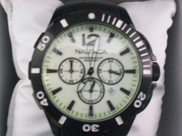 Orologio cronografo uomo nautica codice: a20059g