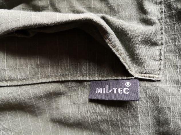 Pantaloni uomo mil tec