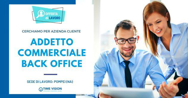 Commerciale back office