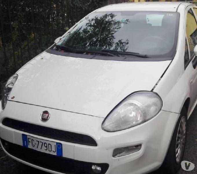 Fiat punto 2016 benzina +gpl