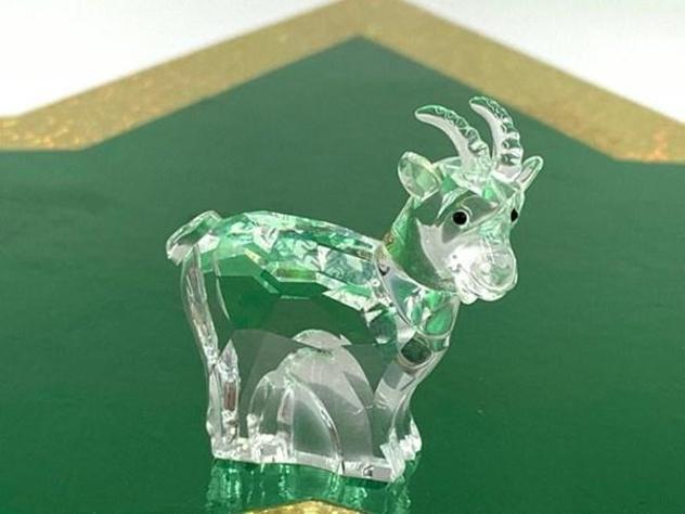 Capra cristallo swarovski