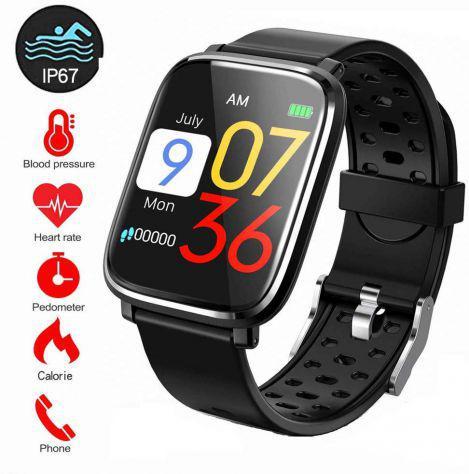 """Fitness tracker ip67 impermeabile, schermo a colori da 1,3"""""""