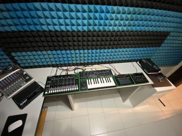 Roland tr8-tb3-vt3-system1