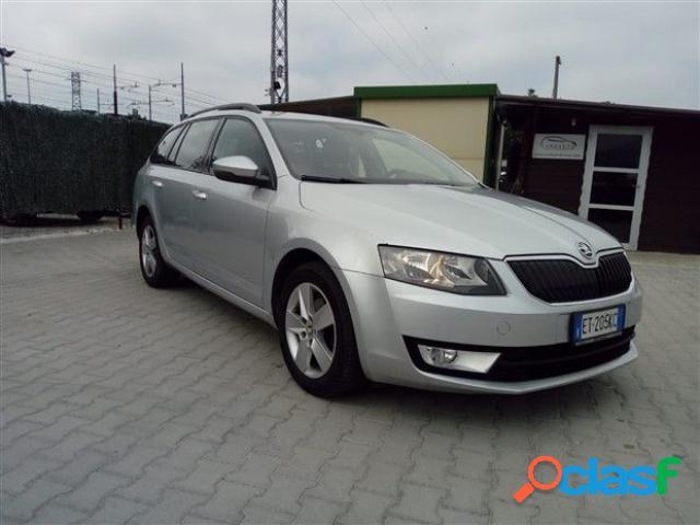 Skoda octavia station wagon diesel in vendita a firenze (firenze)