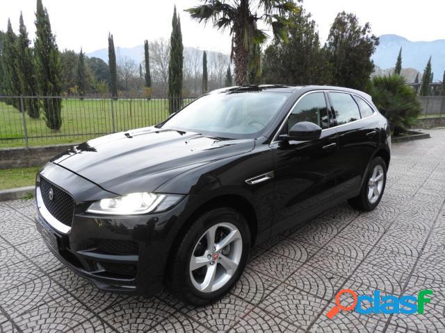 Jaguar f-pace diesel in vendita a cassino (frosinone)