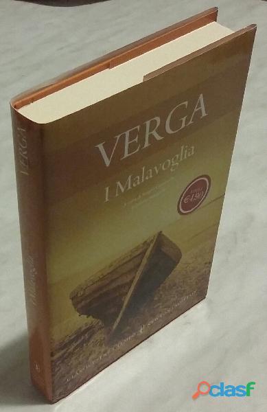 I Malavoglia di Giovanni Verga; 1°Ed.Newton Compton, 2011 nuovo
