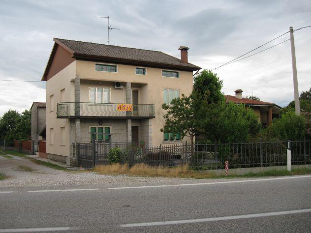 Casa spaziosa con terreno